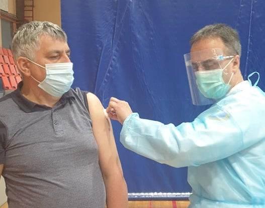 U Požegi i danas održano cijepljenje za oko 600 građana