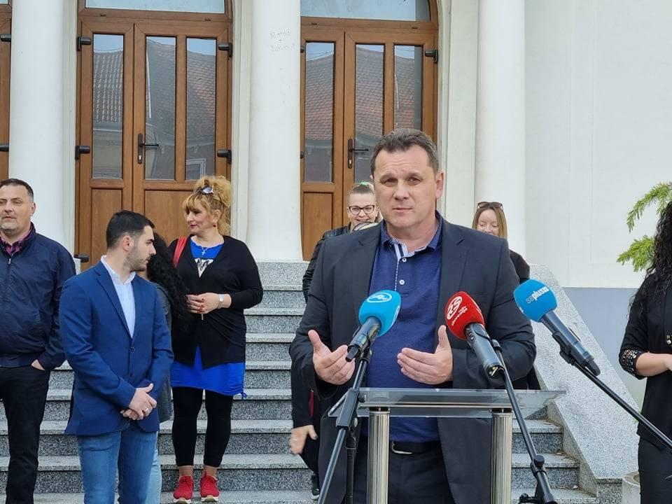 Valenta u Slavonskom Brodu najavio koaliciju s HDZ-om. Osobne ambicije ispred stranke