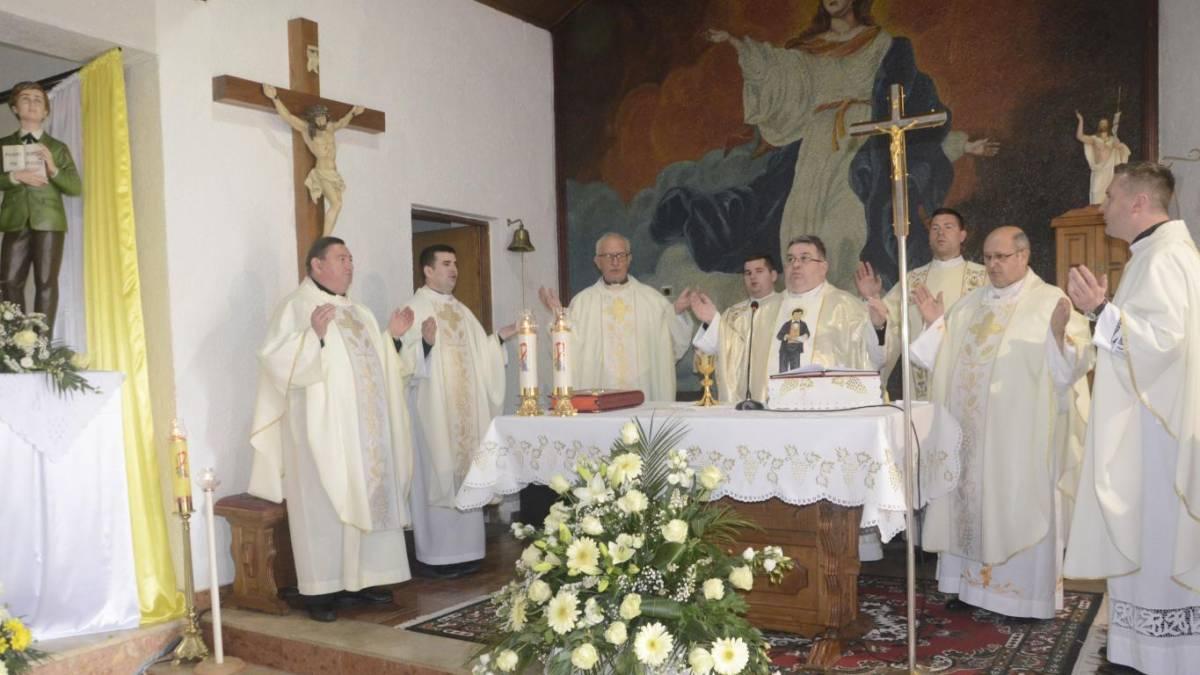 Župa sv. Dominika Savija proslavila nebeskog zaštitnika