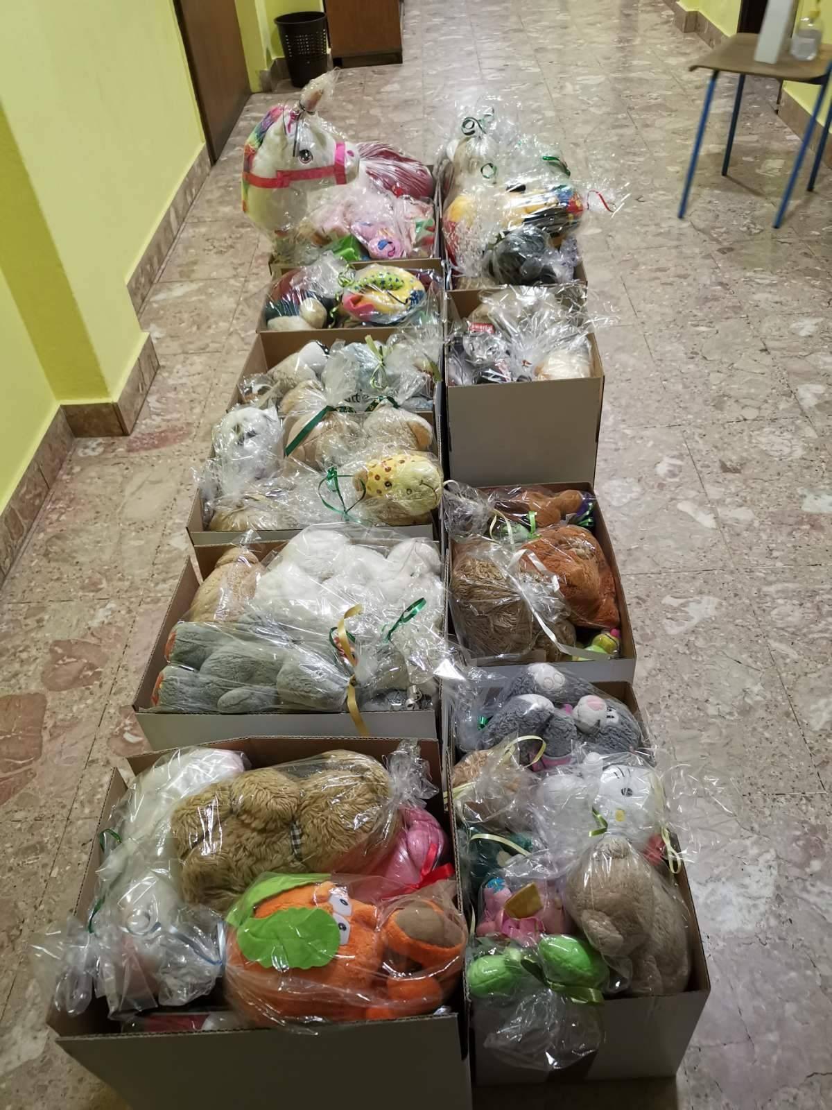 Učenici PŠ Vetovo sudjelovali u humanitarnom projektu Igrom do dječjeg smijeha-KBC Rebro