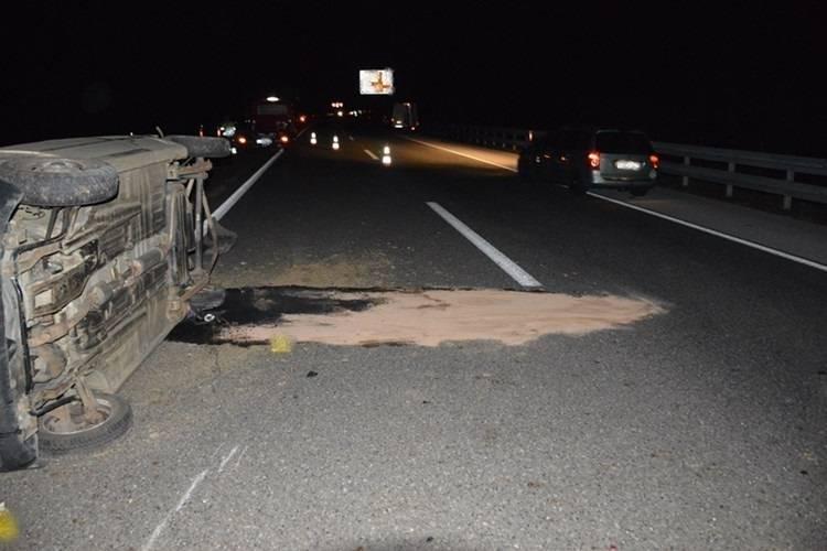 U prometnoj nesreći dvije osobe teško ozlijeđene