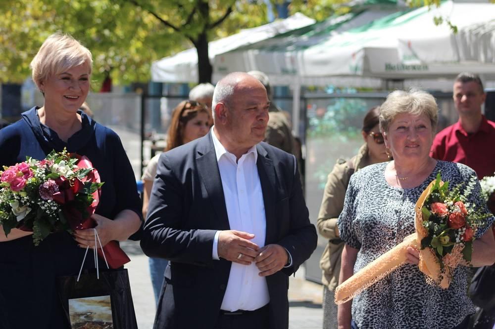 Grad Slavonski Brod se odužio vrhunskim sportašicama