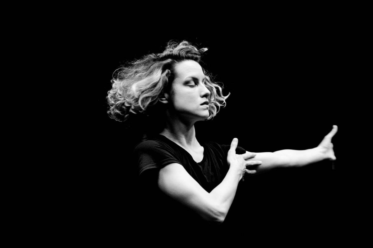Plesna radionica Ilijane Lončar: Najava 6. DanceOnNet radionice suvremenog plesa Nastasje Štefanić u sklopu projekta Požeški plesni kreatorij