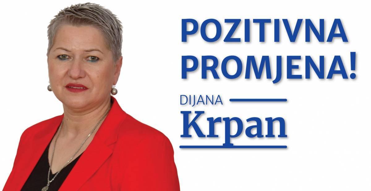 Dijana Krpan kandidatkinja Domovinskog pokreta za gradonačelnicu Grada Požege i nositeljica liste za Gradsko vijeće Grada Požege