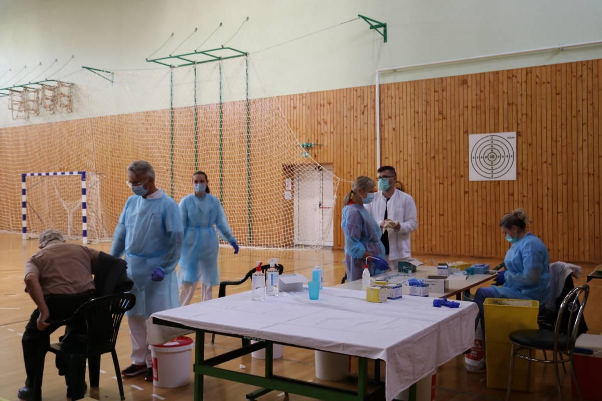 Sutra u Lipiku moguće cijepljenje i bez prethodnih prijava