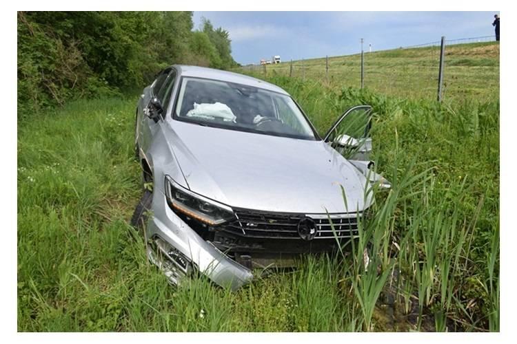 U prometnoj nesreći teško ozlijeđen vozač