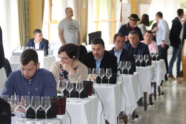 U Kutjevu je održano ocjenjivanje graševina