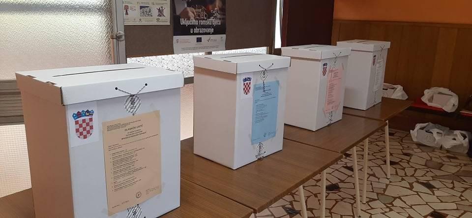 Izlaznost birača do 11.30. sati