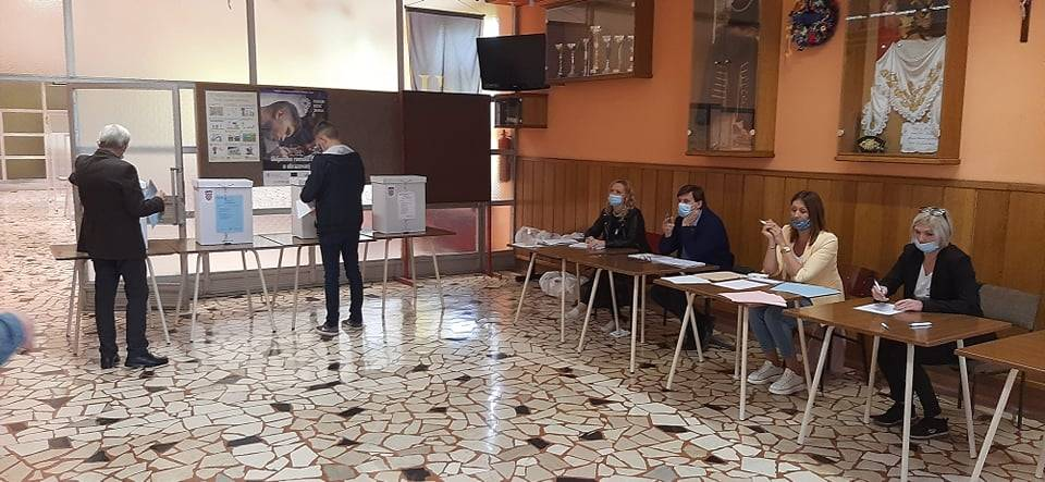 DONOSIMO: Odaziv birača do 16:30