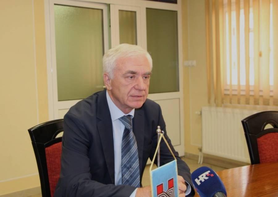 Prema rezultatima DIP-a: prof. dr. sc. Željko Glavić novi je gradonačelnik Požege