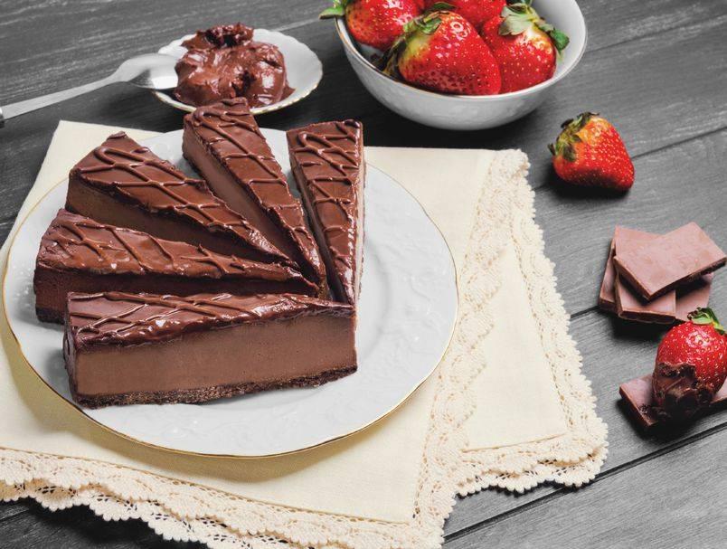 Cheesecake s Nutellom: Recept za savršenu tortu od sira bez paljenja pećnice