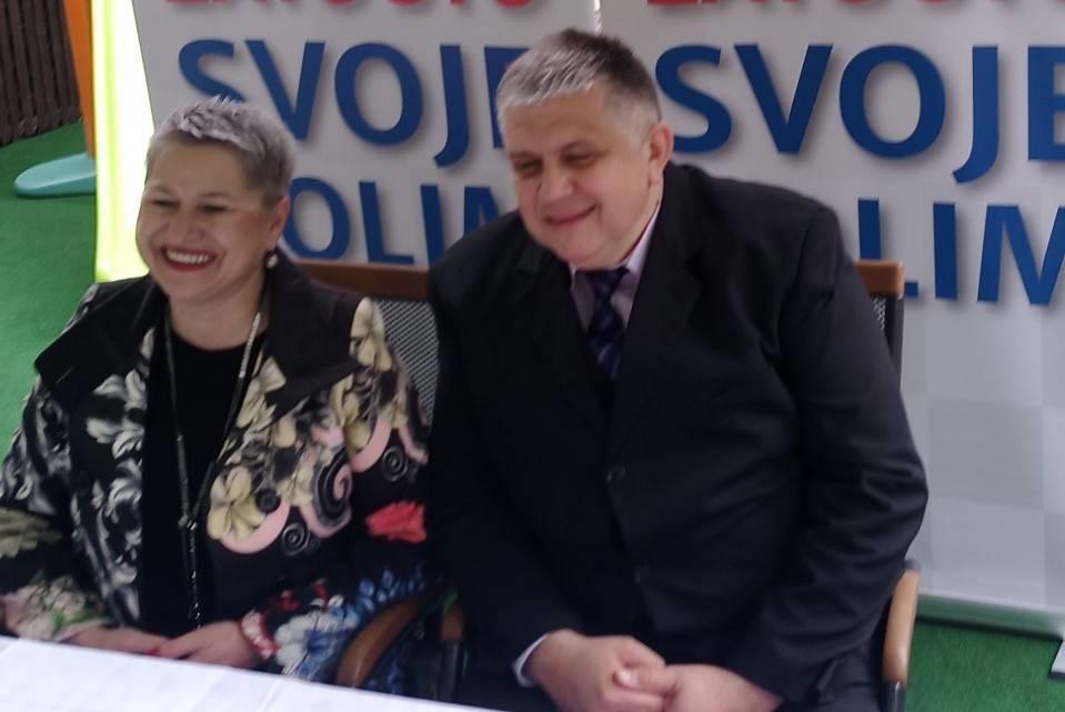 Dijana Krpan kandidatkinja Domovinskog pokreta za gradonačelnicu Grada Požege zahvalila se biračima