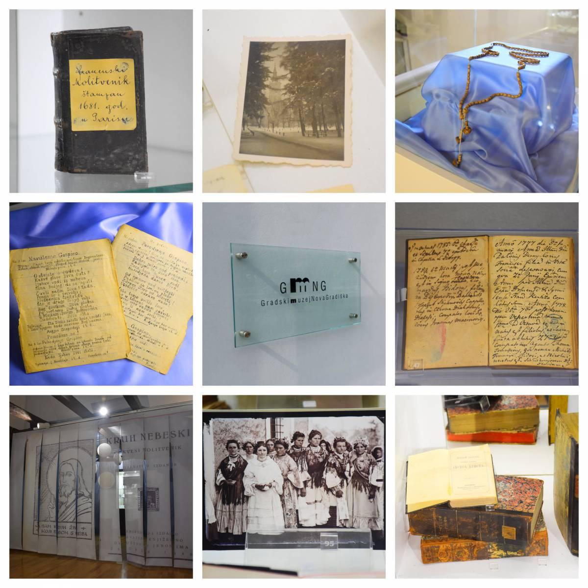 Izložba ʺKruh nebeskiʺ od jeseni svoj put nastavlja u Pakracu