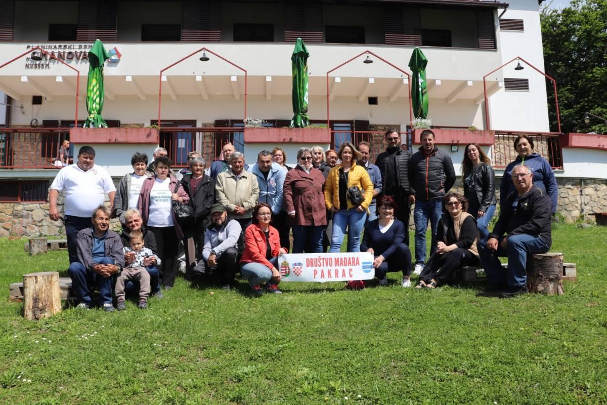 Članovi Društva Mađara Pakraca održali izvještajnu skupštinu