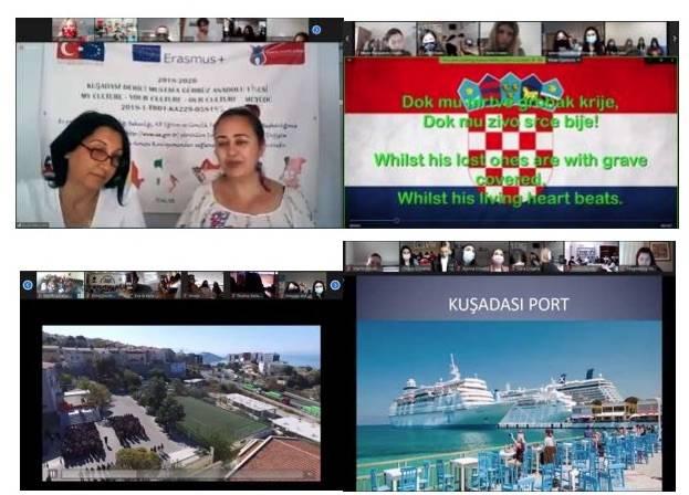 Erasmus+ projekt Ekonomske škole: turska virtualna mobilnost od 24. do 28. svibnja 2021.