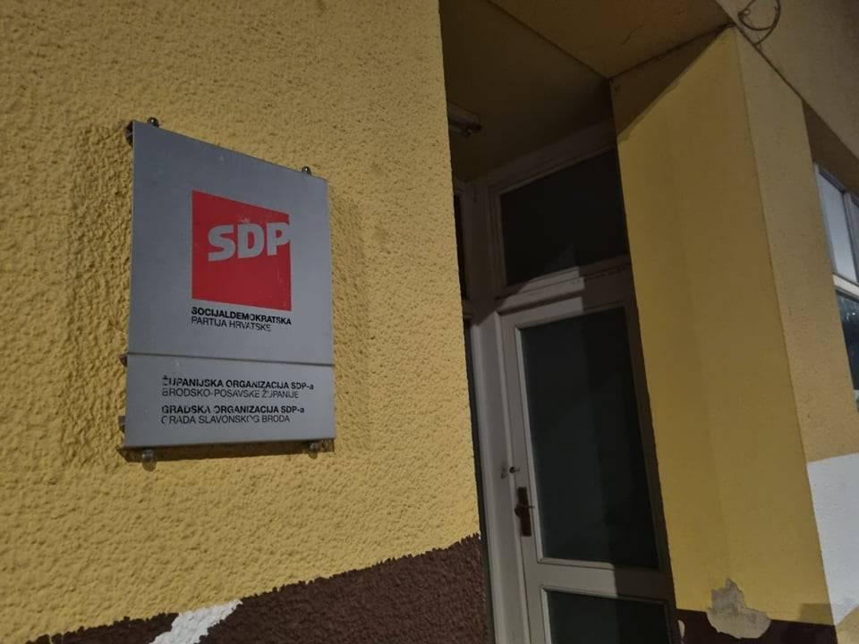 NAPOKON DOŠAO KRAJ? SDP u Slavonskom Brodu se raspustio