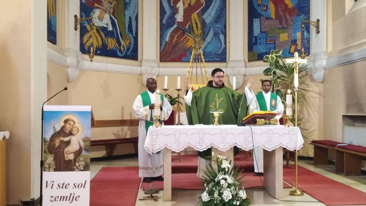 Posljednji u nizu 13 utoraka pobožnosti sv. Antunu u Podvinju