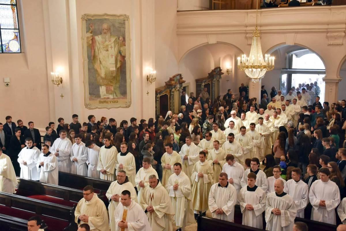 Pismo biskupa Škvorčevića prigodom Dana svećeničkog posvećenja