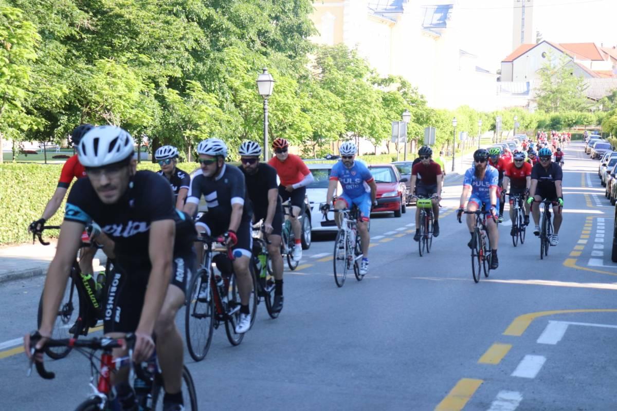 Sedmi lipički Breveto okupio više od stotinu biciklista