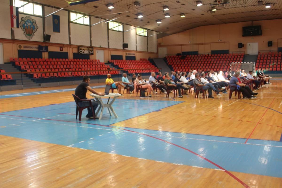 Održana redovna sjednica Skupštine Požeškog športskog saveza