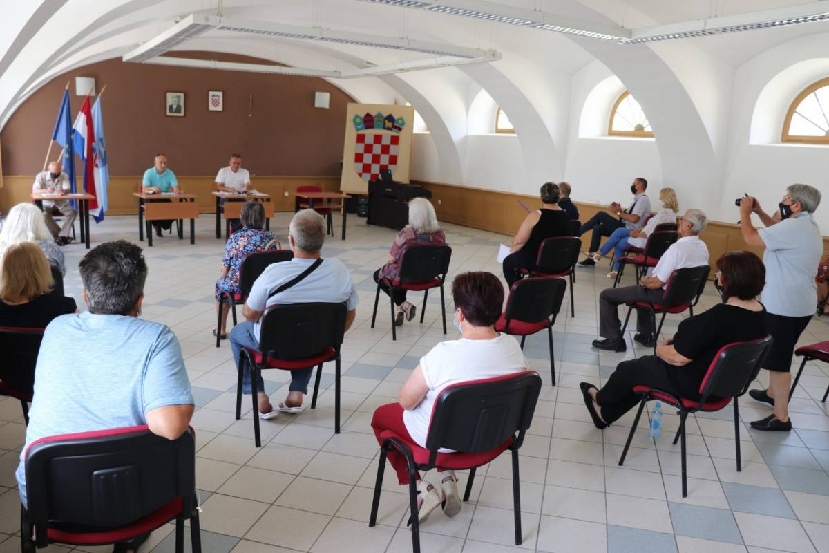 U Pakracu održana 18. redovna izvještajna skupština CISDR-a