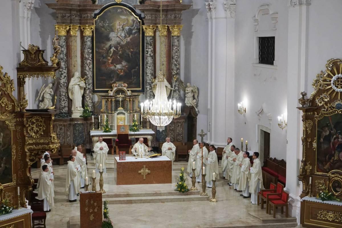 Dvadeset i četvrta obljetnica utemeljenja Požeške biskupije i imenovanja prvog biskupa