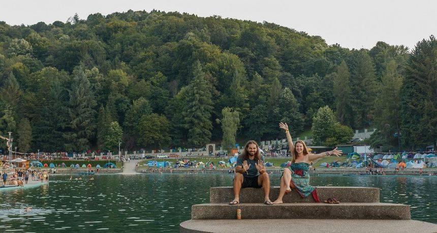Daleko vam je more? Kupajte se na orahovačkom jezeru, voda je iznimne kvalitete