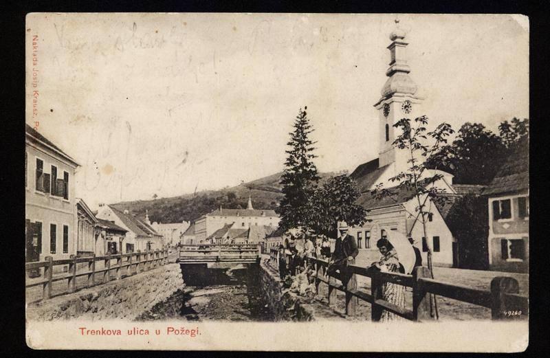 Na današnji dan 1903. izvršen pregled mostova i naslona u Ulici Matice hrvatske