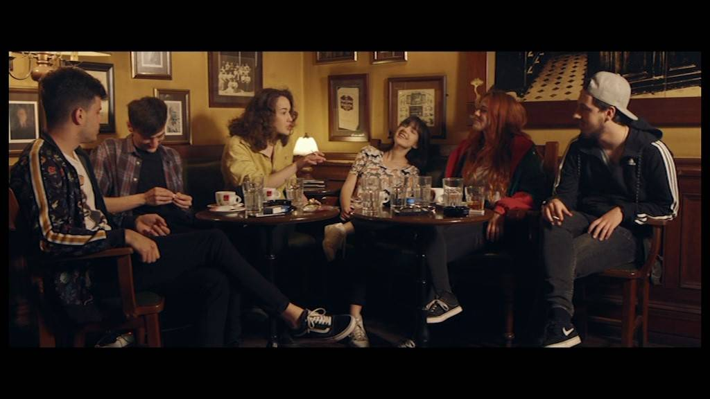 Sutra u kafiću Deja Vu u Požegi prikazivanje filma za mlade