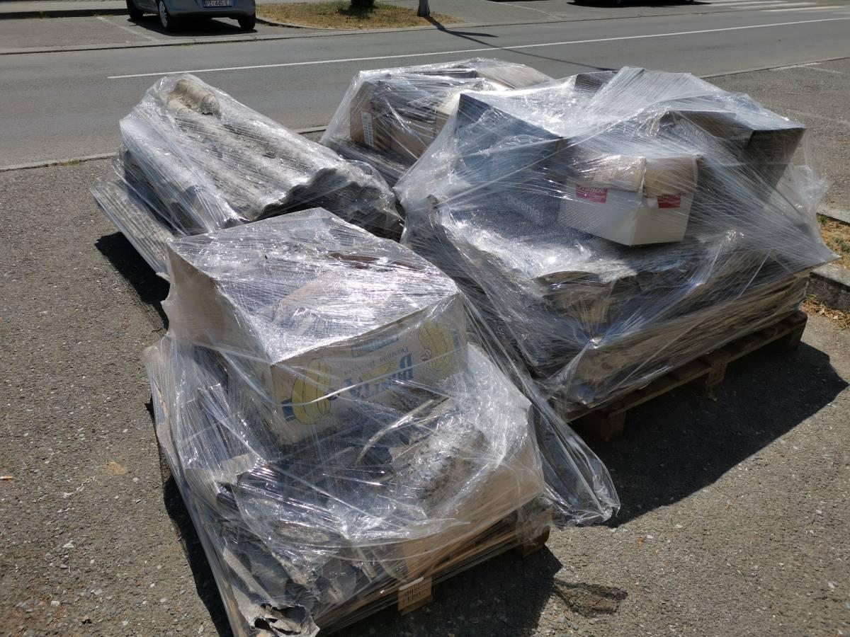 Obavijest o zaprimanju prijava za zbrinjavanje otpada koji sadrži azbest