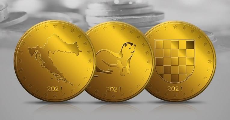 Evo kako će izgledati hrvatske kovanice eura. Na njima će biti i Tesla
