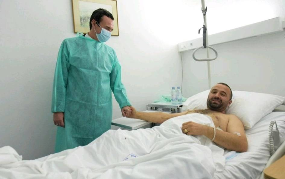 NOVE FOTOGRAFIJE: Donosimo fotke iz bolnice i Pansiona