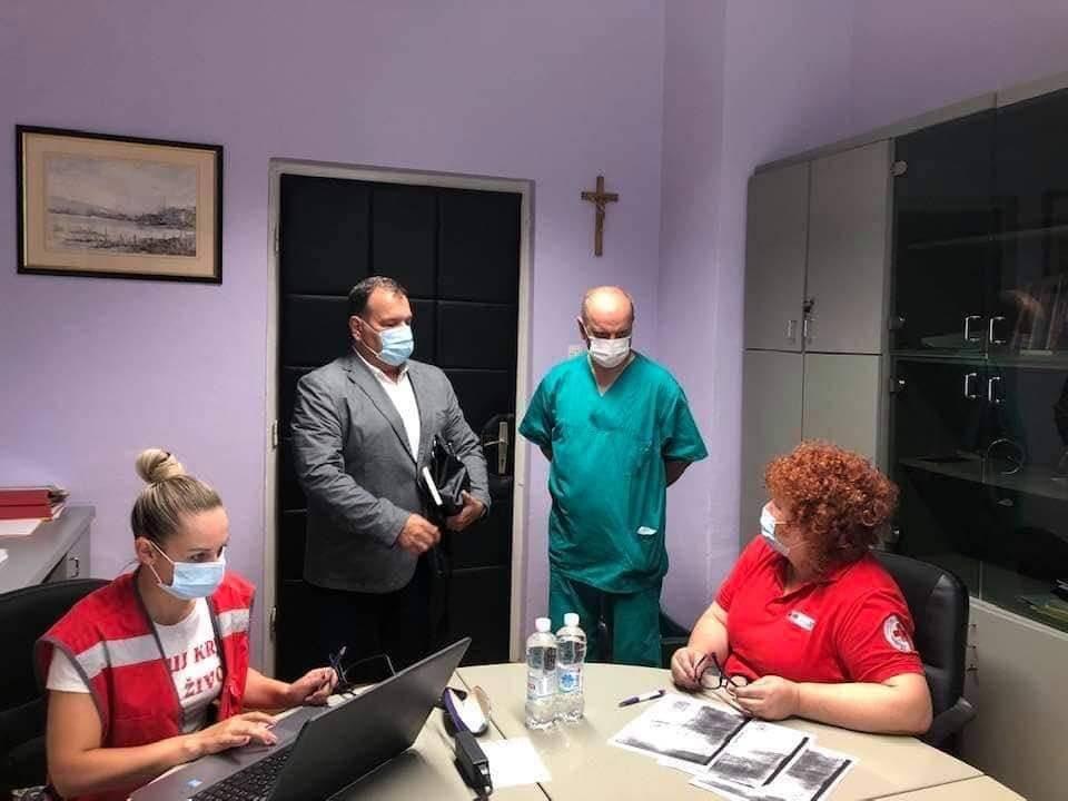 Obavijest iz Crvenog križa Slavonski Brod