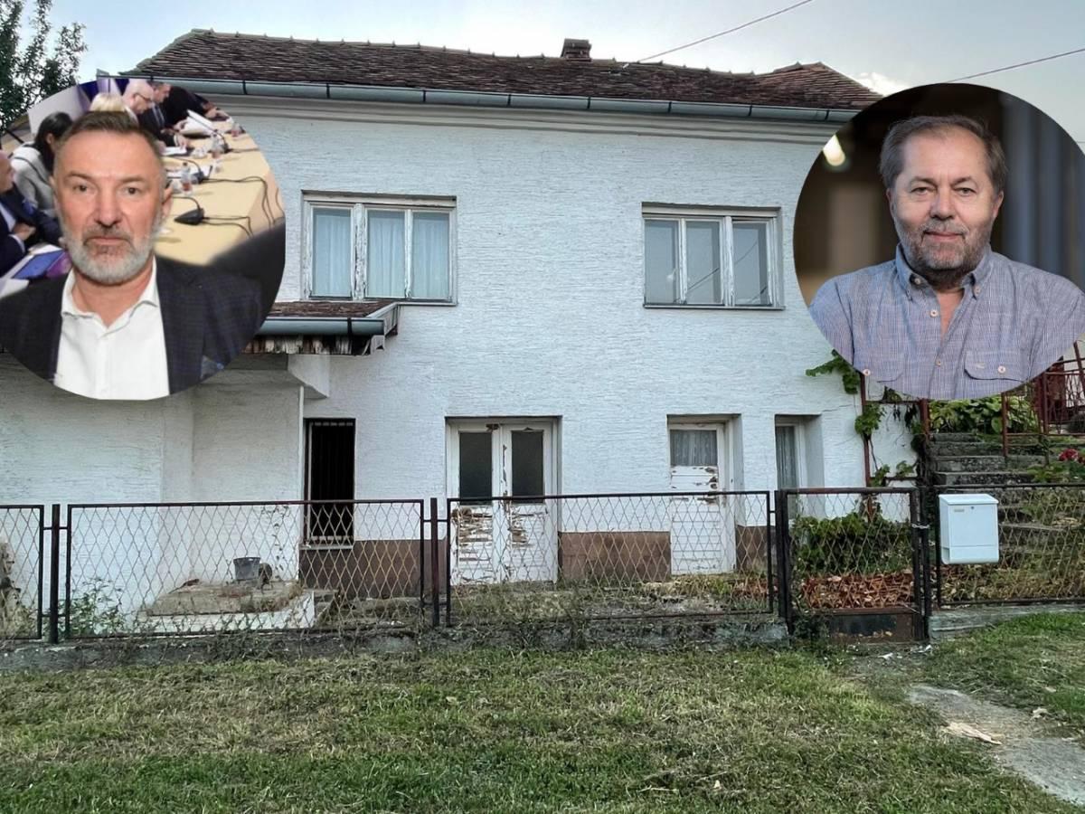 SENZACIONALNO: Ovdje prebiva Joža Galić. Drago Hedl mu navodno želi donirati za obnovu kuće
