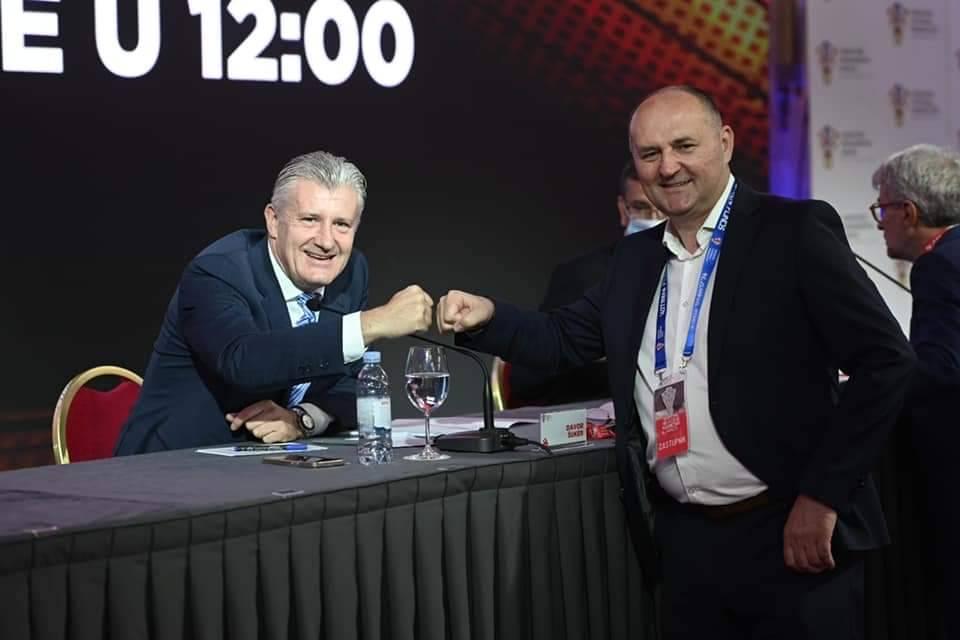 Smijenjen Šuker, iz igre ispao i Dubravko Galović