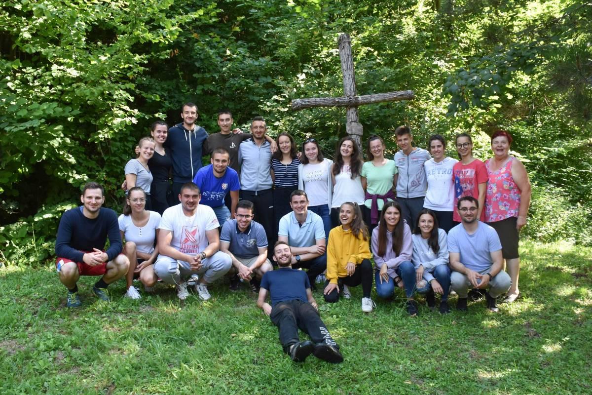Biskupijski kamp za mlade u Dubokoj pokraj Velike