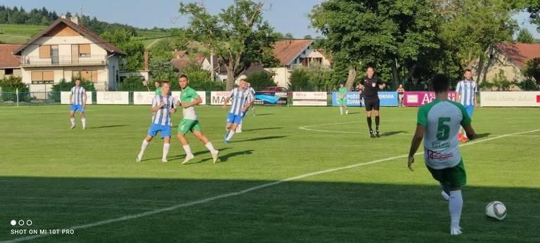 Kutjevački Zeleni su u polufinalu županijskog nogometnog kupa