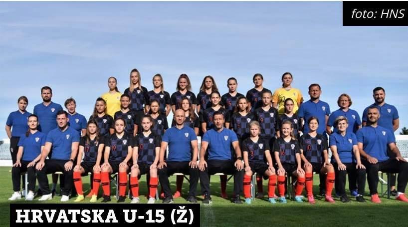 Velički stadion domaćin hrvatskoj ženskoj nogometnoj reprezentaciji tijekom priprema