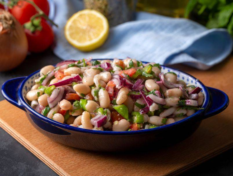 Čija je bolja? Recept za sočnu tursku salatu od graha
