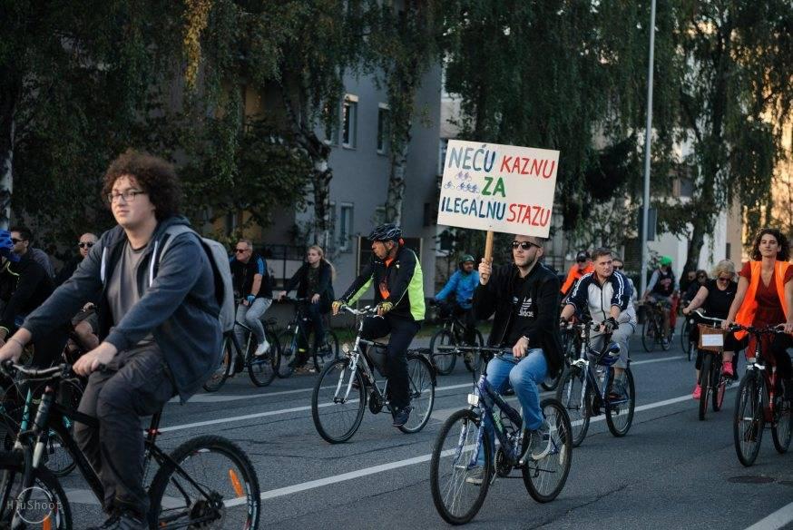 Sindikat biciklista poziva građane da se uključe u savjetovanje izmjena Zakon o sigurnosti prometa na cestama