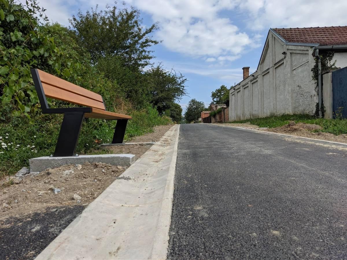 Pakrac: Kompletira se šetalište u Aleji-postavljene i nove klupe