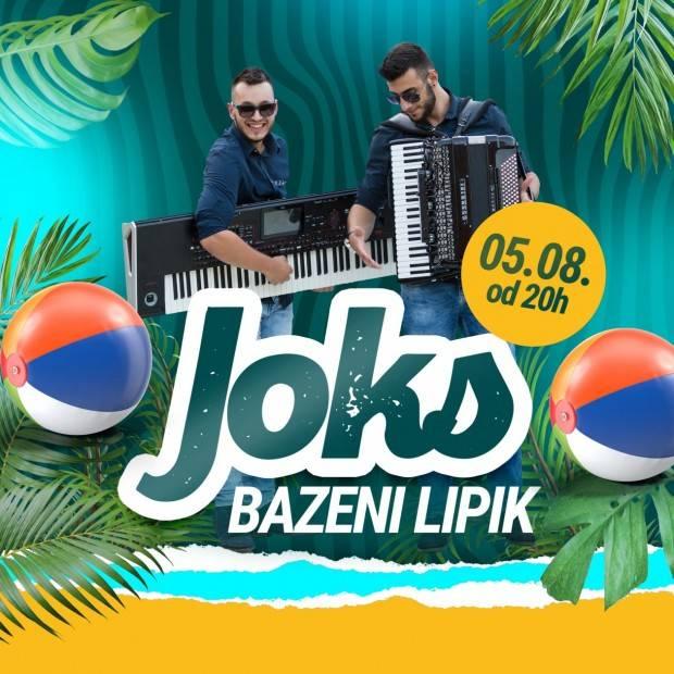 U četvrtak JOKS Band na Bazenima Lipik!