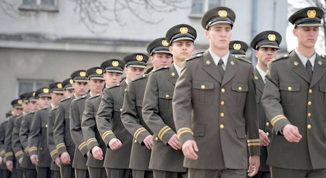 Natječaj za prijam u kadetsku službu na preddiplomski sveučilišni studij Vojnog inženjerstva