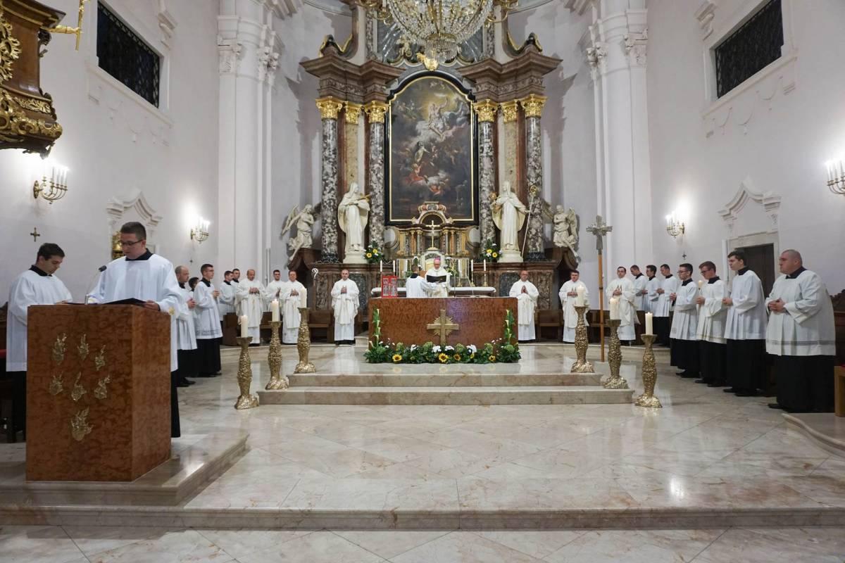 Misa za Domovinu u požeškoj Katedrali na Dan pobjede i domovinske zahvalnosti