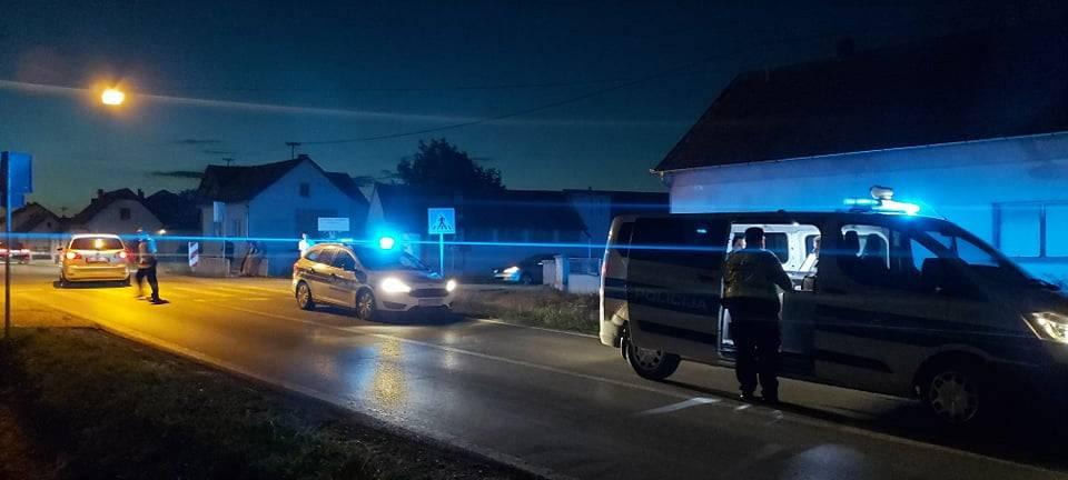 Osobnim automobilom udario biciklisticu u Vidovcima