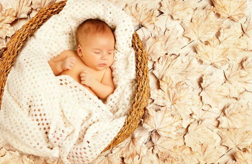 Pogledajte prelijepih 15 imena za djevojčice i dječake koji će se roditi u jesen
