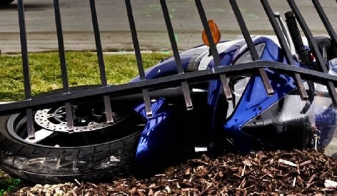 U prometnoj nesreći teško stradao motociklist