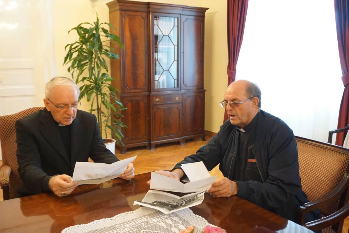 Požeška biskupija pomaže obnovu Doma za siromašne i nemoćne oštećenog u potresu na Banovini