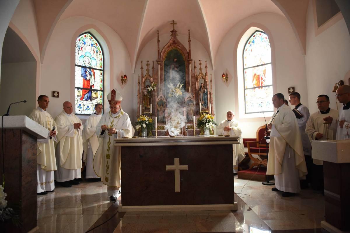 Obilježeno 250 godina Župe Sv. Luke Evanđelista u Lukaču