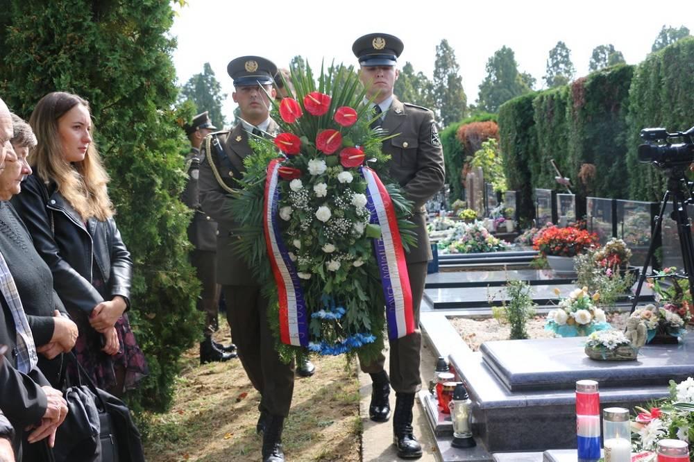 Prije 30 godina poginuo heroj Domovinskog rata